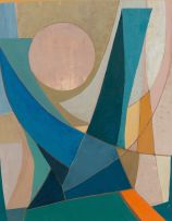 Arthur Edward Cantrell; Abstract Composition