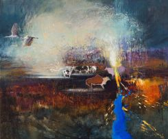 Margaret Gradwell; History Painting
