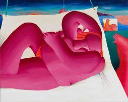 Margaret McKean; Reclining Nude