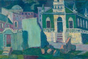 Josef Osser; Mosque, District Six