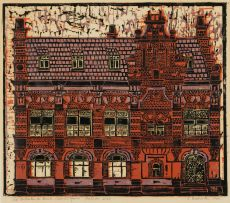 Carola Brotherton; Old Netherlands Bank, Church Square, Pretoria