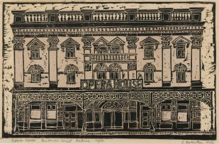 Carola Brotherton; Opera House, Pretorius Street, Pretoria