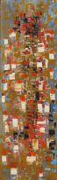 Fayeeta Varney; Abstract Composition