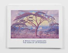 Wilhelm van Rensburg (ed.); A Space for Landscape: The Work of JH Pierneef