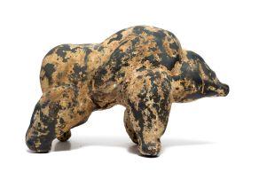 Herman van Nazareth; Prehistoric Beast, Female (Oerbeest)