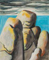 Peter Clarke; Rocks, Froggy Pond