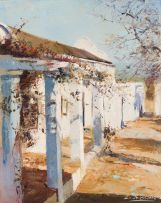 Errol Boyley; The Pergola