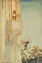 William Timlin; The Serenade