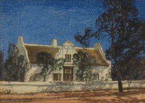 William Timlin; Cape House