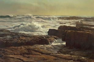 Dino Paravano; Seascape