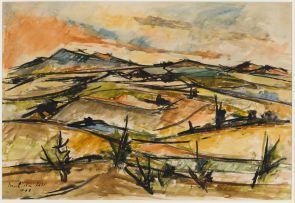 Paul du Toit; Landscape