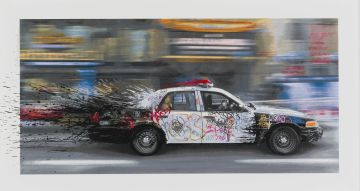 Mr Brainwash; Metro Polisa