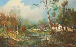 Gabriel de Jongh; Somerset West