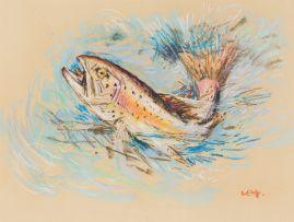 Zakkie Eloff; Rainbow Trout