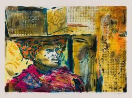 Kagiso Patrick Mautloa; Shopping Woman