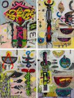 Hussein Salim; Totem 6 Series, four