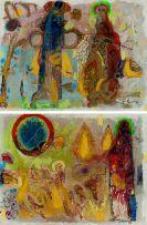 Hussein Salim; Blue Moon 1; Blue Moon 2, two