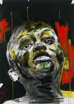 Nelson Makamo; Portrait of a Boy