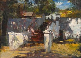 Errol Boyley; Dappled light