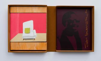 Sam Nhlengethwa; Deluxe Monograph and Painting