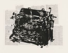 William Kentridge; Monitor