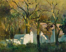 Errol Boyley; Golden Gates, Groot Constantia