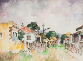 Conrad Theys; Sandstraatjie, Elsiesrivier