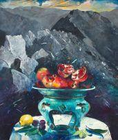 Louis van Heerden; Pomegranates