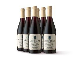Meerlust; Pinot Noir; 2004; 6 (1 x 6); 750ml