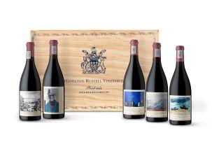 Hamilton Russell; Pinot Noir Vertical 05-09; 05-09; 5 (1 x 5); 750ml