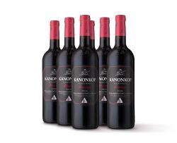 Kanonkop; Black Label Pinotage; 2006; 12 (2 x 6); 750ml