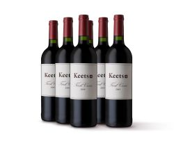 Keets; First Verse; 2009; 6 (1 x 6); 750ml