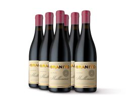 Mullineux; Granite Syrah; 2010; 6 (1 x 6); 750ml