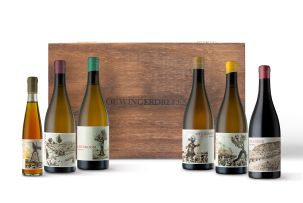 Sadie Family; Ouwingerdreeks; 2009; 6 (1 x 6); 375ml and 750ml