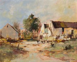 Christiaan Nice; Cape Cottages