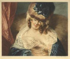 Sydney Ernest Wilson; Beaming Eyes