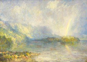 Edward Roworth; A Tzitzi-Kamma Lagoon (sic)