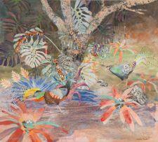 Catherine Paynter; Burmese Fireback and Exotic Flora