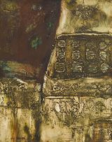 Gunther van der Reis; Abstract Composition