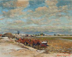 Terence McCaw; Velddrif
