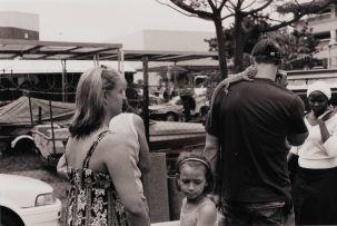 Garth Walker; Greyville Car Boot Market