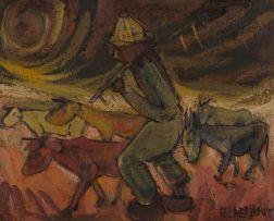 Frans Claerhout; Herder