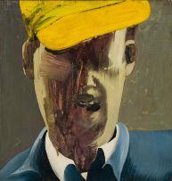 Michael Pettit; Man in Yellow Cap