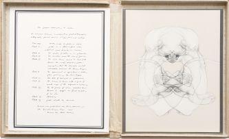 Judith Mason; The Gospel According to Judas, artist's book
