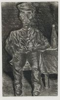 Trueman Myaka; Alcoholic