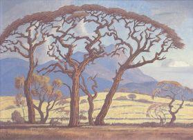 Jacob Hendrik Pierneef; Near Thabazimbi, Tvl