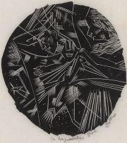 Walter Battiss; Umpundulu Bird