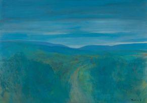 James Thackwray; An Extensive Verdant Landscape