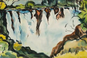 Richard Cheales; Waterfall