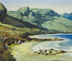 Christopher Haw; Coastal Scene